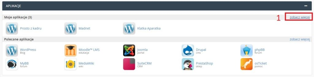 tworzenie kopii zapasowej strony wordpress webd.pl